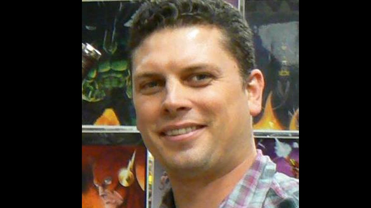 Artist: Jason Metcalf – Suffolk County Comic & Art Expo